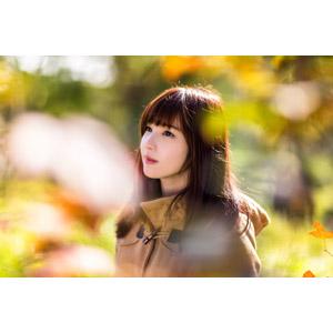 フリー写真, 人物, 女性, アジア人女性, 中国人, apple(00128)