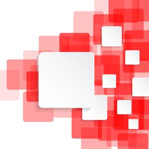 フリーイラスト, ベクター画像, AI, 背景, 抽象イメージ, 四角形(スクエア), 幾何学模様