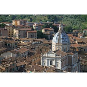 フリー写真, 風景, 建造物, 建築物, 街並み(町並み), 旧市街, 世界遺産, イタリアの風景, トスカーナ州