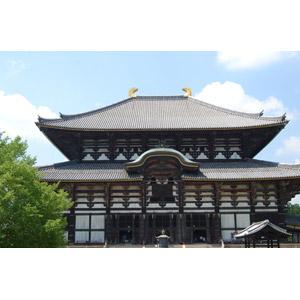 フリー写真, 風景, 建造物, 建築物, 寺院, お寺(仏閣), 東大寺, 日本の風景, 奈良県, 世界遺産