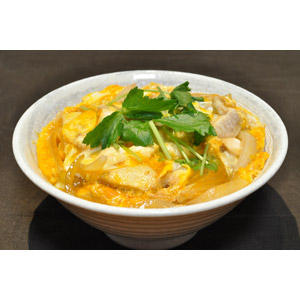 フリー写真, 食べ物(食料), 料理, 丼物, 親子丼, 卵料理, 肉料理, 鶏料理