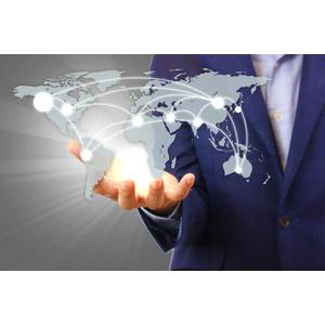 フリー写真, フォトレタッチ, 人体, 手, ビジネス, 仕事, 職業, ビジネスマン, グローバルビジネス, 世界地図, ネットワーク, 光(ライト), サラリーマン