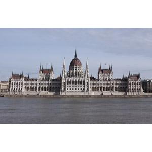 フリー写真, 風景, 建造物, 建築物, 議事堂, ハンガリーの風景, ブダペスト, 河川, ドナウ川