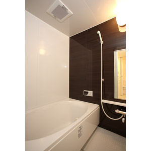 フリー写真, 部屋, お風呂, 浴槽(バスタブ), シャワー