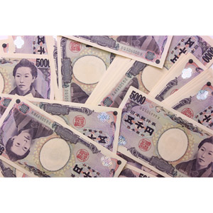 フリー写真, お金, 日本円, 紙幣, 五千円札(五千円紙幣), 樋口一葉