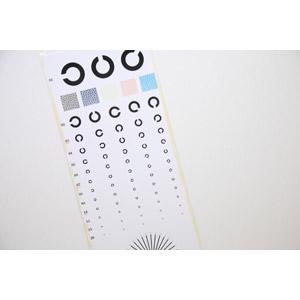 フリー写真, 視力, 視力検査表, 医療