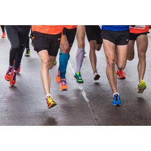 フリー写真, 人体, 脚, 足, スポーツ, 陸上競技, マラソン, 運動, 走る