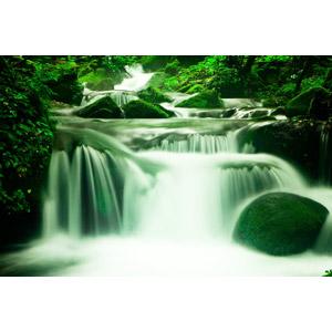 フリー写真, 風景, 自然, 滝, 渓流, 韓国の風景