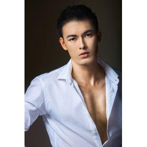 フリー写真, 人物, 男性, アジア人男性, ベトナム人, ワイシャツ