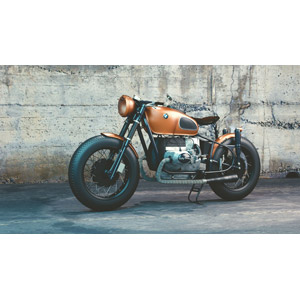 フリーイラスト, 乗り物, バイク(オートバイ), BMW, BMW・Rシリーズ