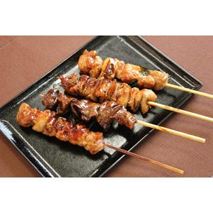 フリー写真, 食べ物(食料), 料理, 日本料理, 焼き鳥(やきとり), 鶏料理, 肉料理