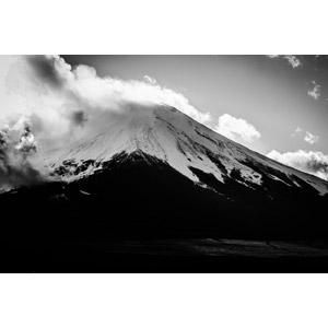 フリー写真, 風景, 自然, 山, 雲, 富士山, 日本の風景, 世界遺産