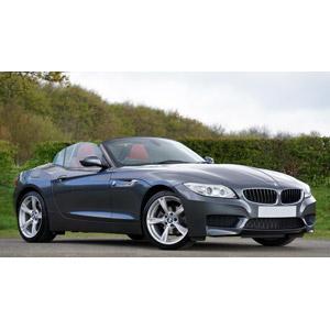 フリー写真, 乗り物, 自動車, BMW, BMW・Z4, オープンカー, クーペ, スポーツカー