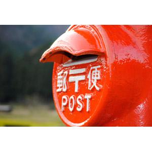 フリー写真, 郵便, 郵便ポスト