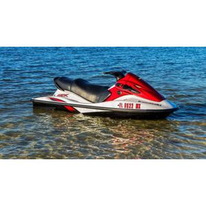 フリー写真, 乗り物, 船, 水上オートバイ, レジャー, アウトドア, 海