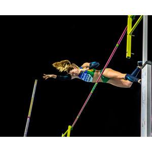 フリー写真, スポーツ, 陸上競技, 棒高跳, 女性