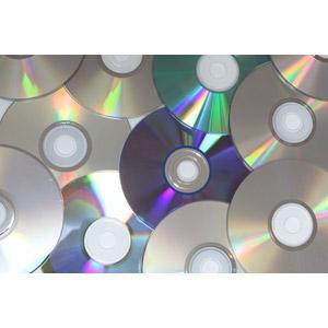フリー写真, 背景, 補助記憶装置, ディスクメディア, CD, DVD