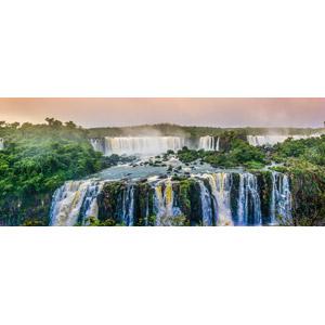 フリー写真, 風景, 自然, 滝, イグアスの滝, アルゼンチンの風景, ブラジルの風景, 世界遺産