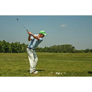 フリー写真, スポーツ, 球技, ゴルフ, ゴルファー, 人物, 男性, 外国人男性