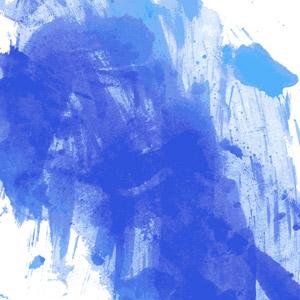 フリーイラスト, ベクター画像, AI, 背景, ペンキ, 汚れ, 青色(ブルー)