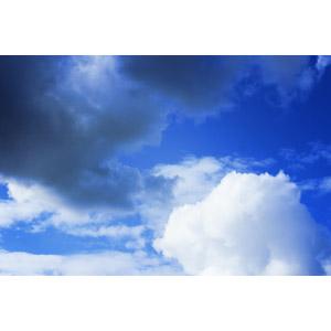 フリー写真, 風景, 自然, 空, 雲, 暗雲