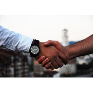フリー写真, 人体, 手, 握手, 挨拶, ビジネス, 同意, 商談, 契約