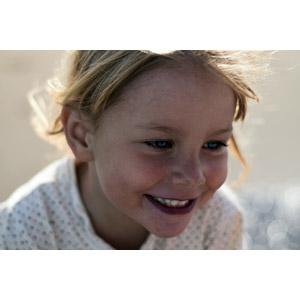 フリー写真, 人物, 子供, 女の子, 外国の女の子, カザフスタン人, 顔