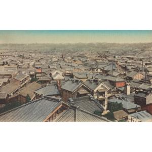 フリー写真, 風景, 建造物, 建築物, 街(町), 街並み(町並み), 住宅, 家(一軒家), 日本の風景, 神奈川県