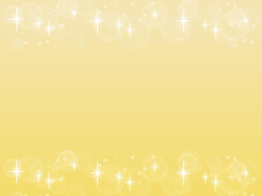 フリーイラスト キラキラの飾り枠
