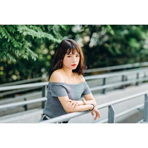 フリー写真, 人物, 女性, アジア人女性, 女性(00269), 中国人