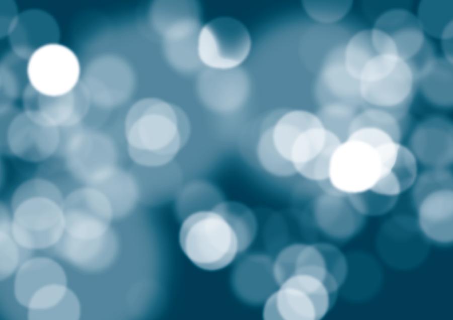 フリーイラスト 光の玉ボケの背景